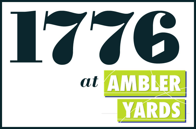 1776  at Ambler Yards Logo