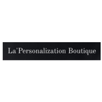 La Personalization Boutique Logo