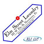Elm Street Laundry Logo