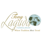 Tony Laguda Formal Wear Logo
