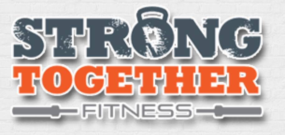 Strong Together Fitness Logo
