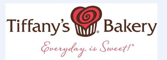 Tiffany's Bakery Logo
