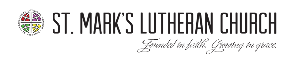 St. Mark's Lutheran Church Logo