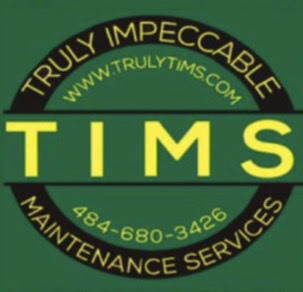 TIMS – Truly Impeccable Maintenance Service Logo